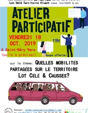 Atelier Participatif COvoiturage