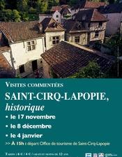 LVC Visite St Cirq