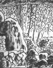 La BD prend l'air avec TROUBS Rencontre-dédicace «Les chemins de pierre»