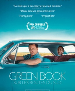 "Ciné Lot :  ""Green Book"""