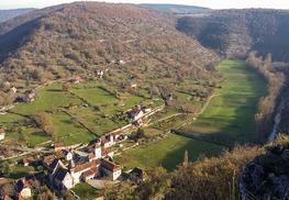 Point de Vue sur Espagnac Sainte-Eulalie © Lot Tourisme - A. Leconte