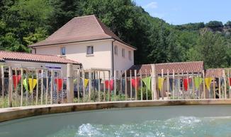 Hôtel Restaurant La Peyrade - Cajarc