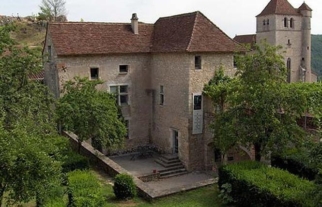 La Maison de la Fourdonne - Espace Culturel et Patrimoine 1 - Saint-Cirq-Lapopie