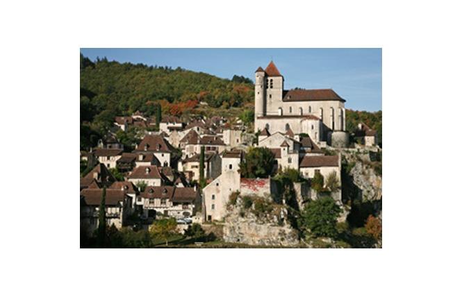 Boucle itinérante Saint-Jacques 5 - Cajarc