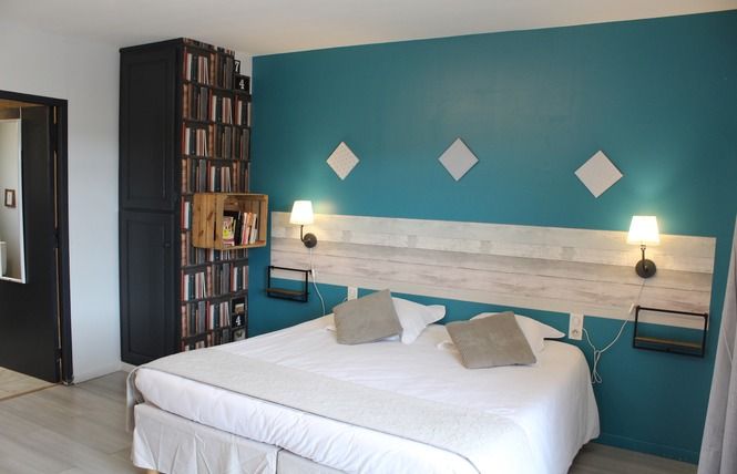 Hôtel Restaurant La Peyrade 6 - Cajarc