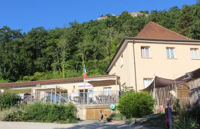Hôtel Restaurant La Peyrade 13 - Cajarc