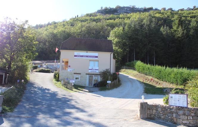 Hôtel Restaurant La Peyrade 20 - Cajarc