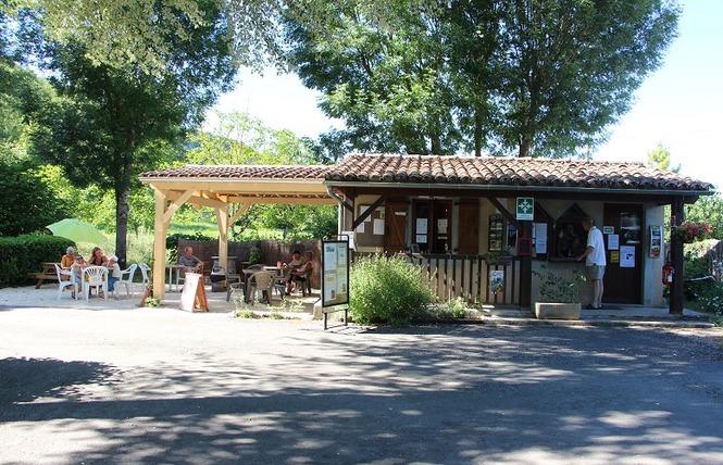 Camping le Terriol (municipal) 1 - Cajarc