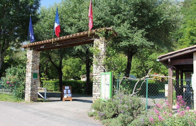 Camping le Terriol (municipal) 2 - Cajarc