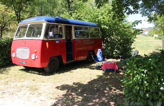 Camping le Terriol (municipal) 10 - Cajarc