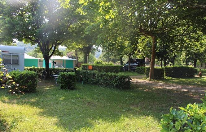 Camping le Terriol (municipal) 5 - Cajarc