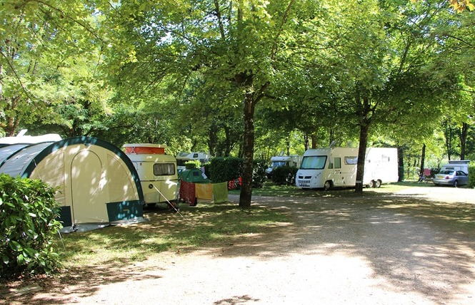 Camping le Terriol (municipal) 6 - Cajarc