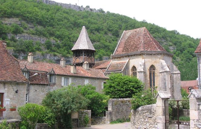 Boucle itinérante Saint-Jacques 2 - Cajarc