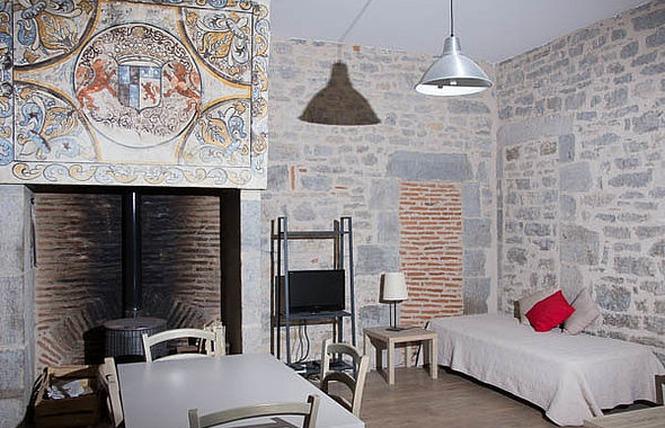 Gîte communal 1 - Espagnac-Sainte-Eulalie