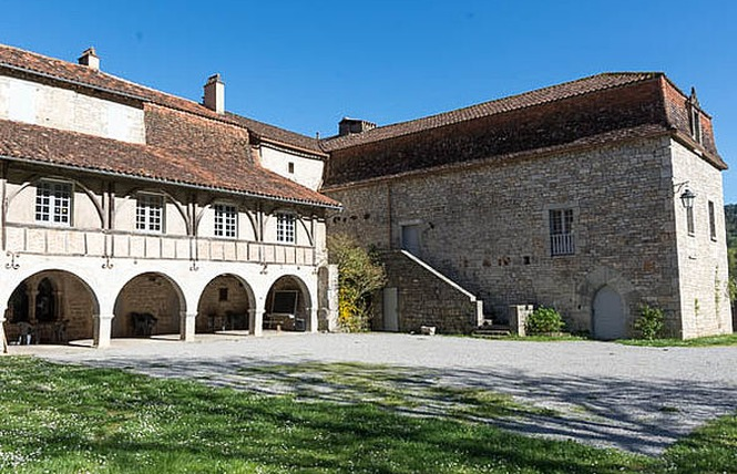 Gîte communal 2 personnes 5 - Espagnac-Sainte-Eulalie