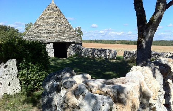 Le sentier des truffes 5 - Lalbenque