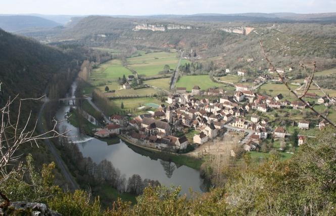Boucle itinérante Saint-Jacques 3 - Cajarc