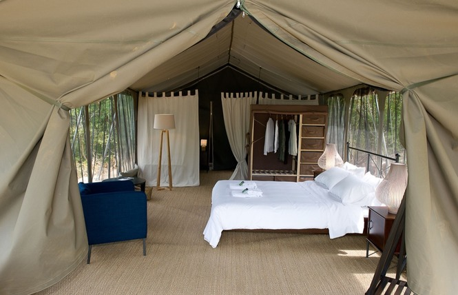 Camping Aux Lodges du Mas de Nadal 7 - Sauliac-sur-Célé