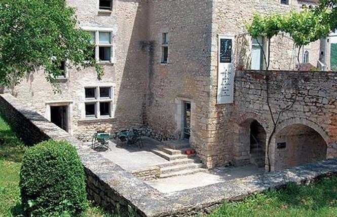 La Maison de la Fourdonne - Espace Culturel et Patrimoine 4 - Saint-Cirq-Lapopie