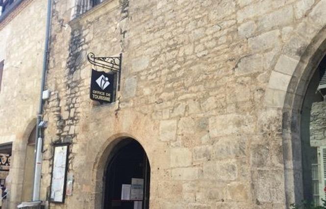 Office de Tourisme Vallée de la Dordogne Bureau d'accueil de Rocamadour La Cité 1 - Rocamadour