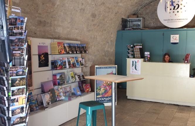 Office de Tourisme Vallée de la Dordogne Bureau d'accueil de Rocamadour La Cité 2 - Rocamadour
