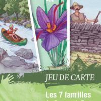 Le jeu de 7 familles © C.Verdun, PNRCQ