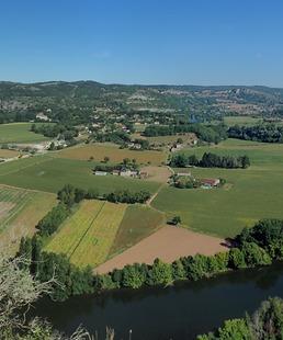 De la surface aux tréfonds du Quercy / Balade Géologique