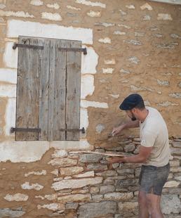 Les Couleurs du Causse / Visite de Village
