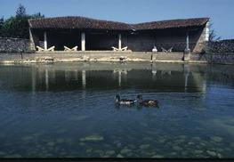 Limogne en Quercy : Lac du Lavoir de Lancare