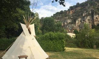 Camping de Cénevières - Cénevières