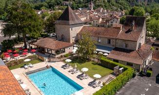 Hôtel Restaurant Spa La Truite Dorée - Saint Géry-Vers