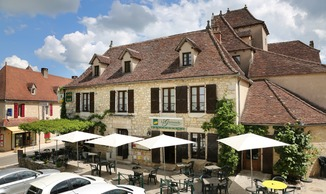 Hôtel Restaurant La Garissade - Cœur de Causse