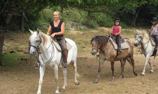 Ferme Equestre Chez Valdine - Calvignac