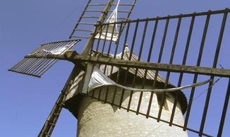 Moulin à vent de la Bosse - Promilhanes