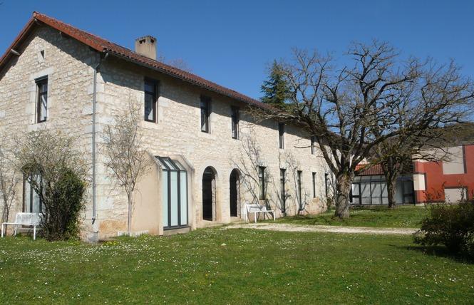 MAGCP - Maison des arts Georges et Claude Pompidou 2 - Cajarc