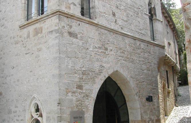 MAGCP - Maison des arts Georges et Claude Pompidou 6 - Cajarc