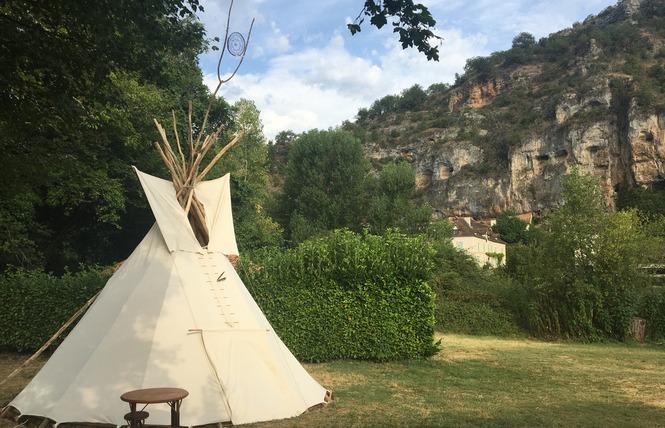 Camping de Cénevières 1 - Cénevières