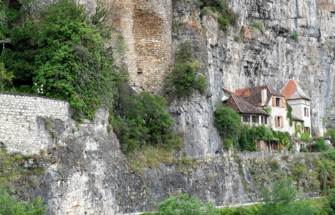 Boucle Itinérante - Via Causs'mos 7 - Saint Géry-Vers