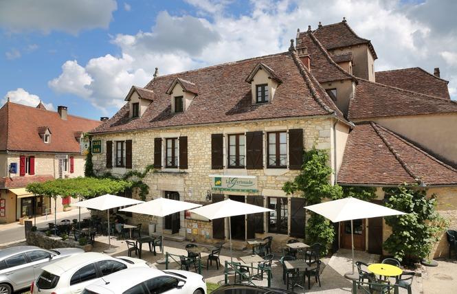 Hôtel Restaurant La Garissade 1 - Cœur de Causse