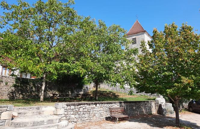Boucle Itinérante - Via Causs'mos 4 - Saint Géry-Vers
