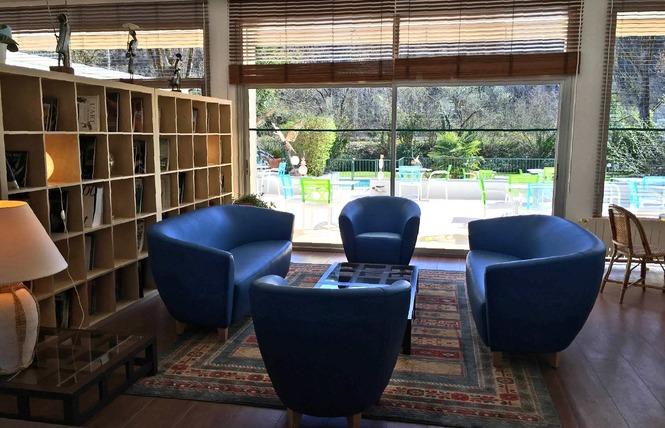 Cajarc Blue Hotel & Spa 5 - Cajarc