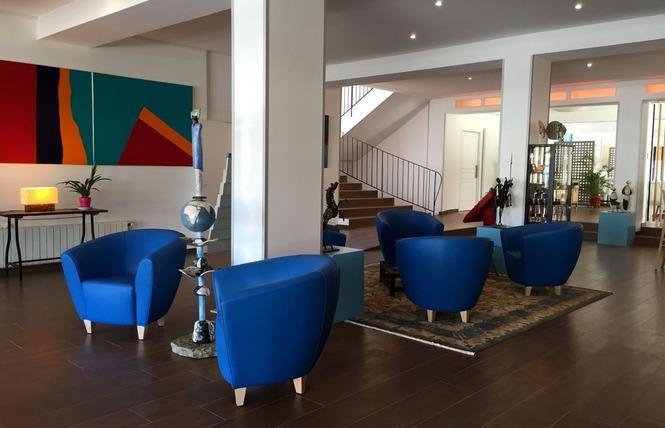 Restaurant Cajarc Blue Hôtel 7 - Cajarc