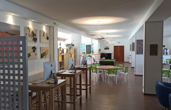 Restaurant Cajarc Blue Hôtel 4 - Cajarc