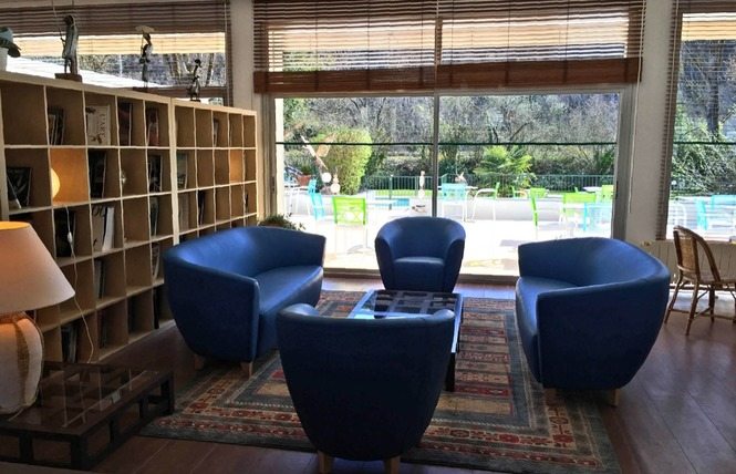 Restaurant Cajarc Blue Hôtel 5 - Cajarc