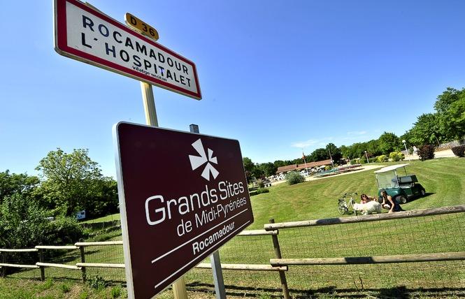 Camping Les Cigales 1 - Rocamadour