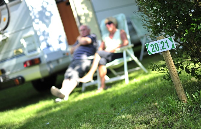 Camping Les Cigales 17 - Rocamadour