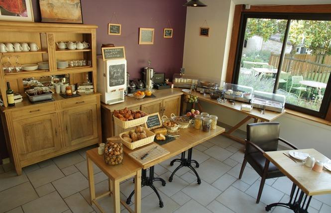 Hôtel Restaurant La Truite Dorée 17 - Saint Géry-Vers