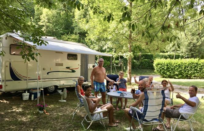 Camping de Cénevières 4 - Cénevières
