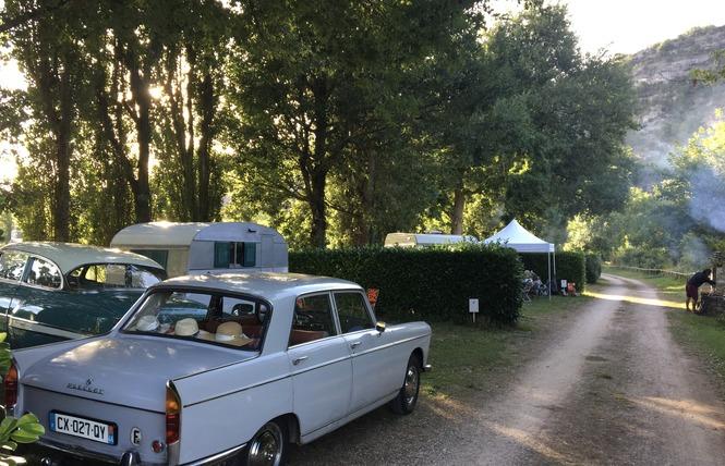 Camping de Cénevières 6 - Cénevières