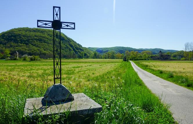 Circuit de la Vallée du Lot 3 - Saint-Cirq-Lapopie
